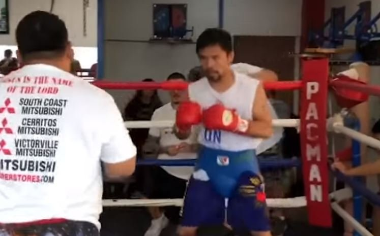Pacquiao Shows
