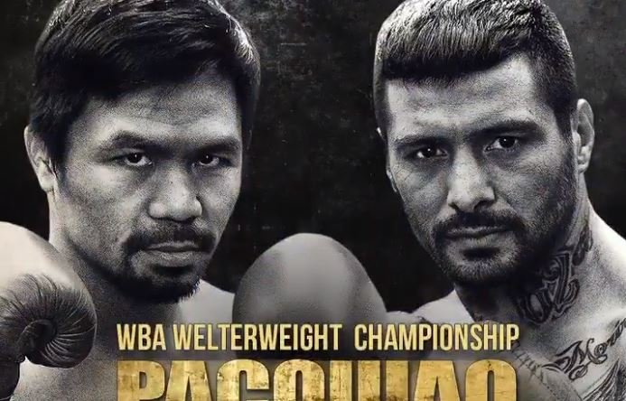 pacquiao vs matthysse tale of the tape
