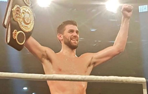 rocky fielding world champion