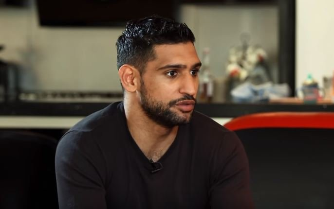 Amir Khan Can't See A Mayweather vs Pacquiao Rematch Happening
