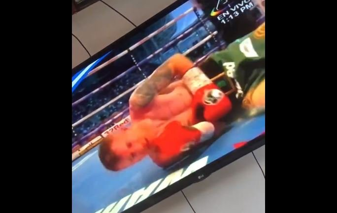 Body Shot That Ended Paddy Barnes' World Title Challenge