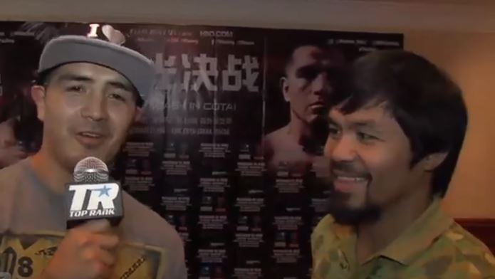 Brandon Rios Brutally Honest When Looking Back At The Pacquiao Fight