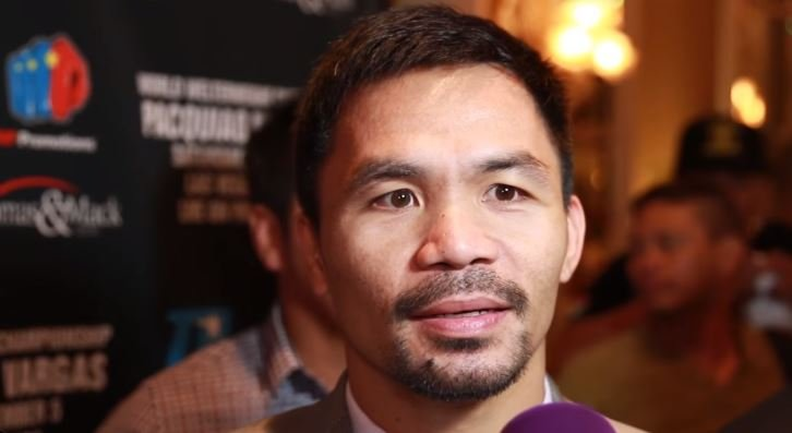 Pacquiao Reflecting As He Weighs Up Offers