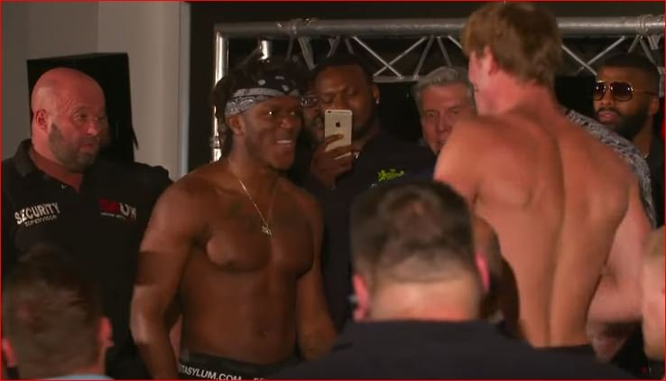 KSI vs Logan Paul YouTube Pay-Per-View Gets Hijacked