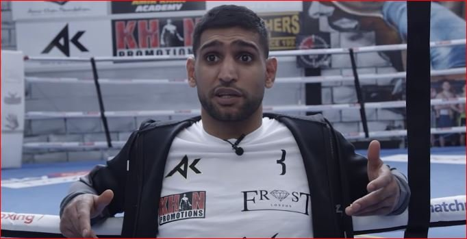 Amir Khan Doesn't Believe Pacquiao Is Finished