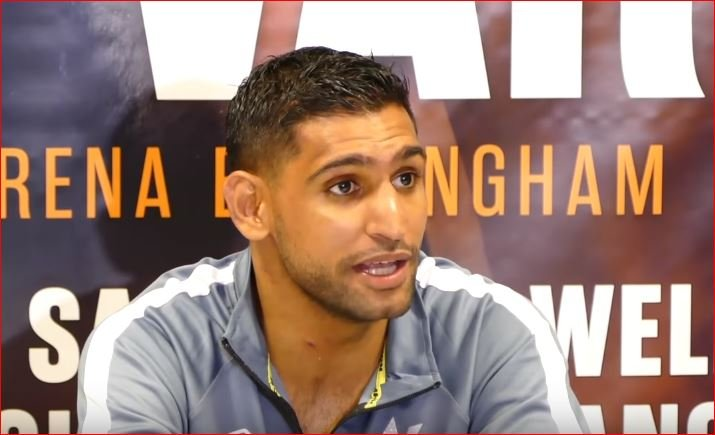 Amir Khan Gives Manny Pacquiao A Deadline