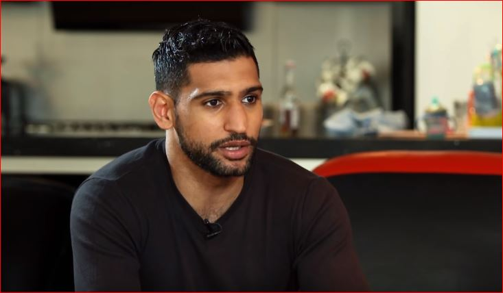 Amir Khan Says Pacquiao Is His Option Number 1