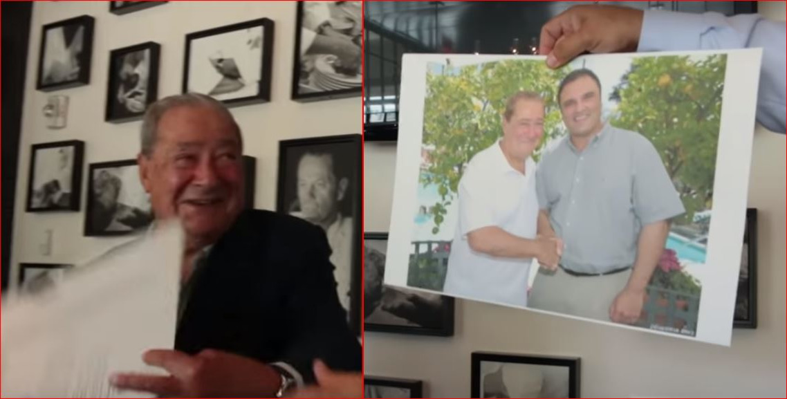Bob Arum Turns Down A Surprise Gift From Golden Boy Promotions