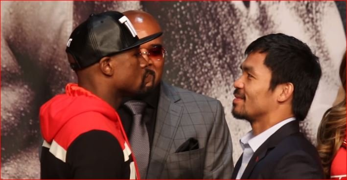 Boxing World Reacts To Mayweather Saying He Will Rematch Pacquiao