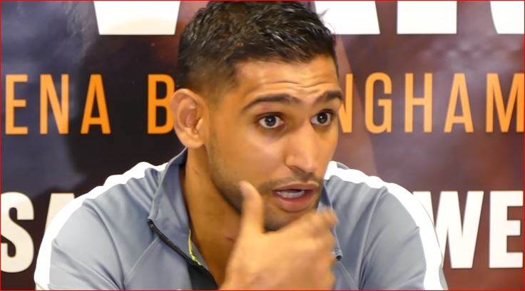 Khan Outlines Why He Prefers Pacquiao Over Brook Next
