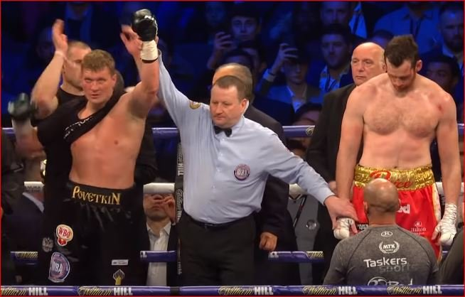 Povetkin Addresses Past Failed Drug Tests Ahead Of Joshua Showdown
