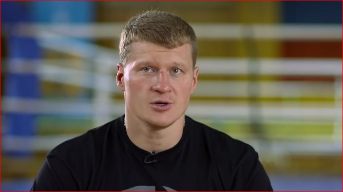 Povetkin On What Went Wrong In The Only Loss Of His Career (Klitschko)