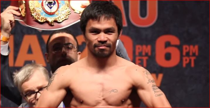 Still No Promoter or US TV Deal For Pacman, He May Need To Rethink Early December Date