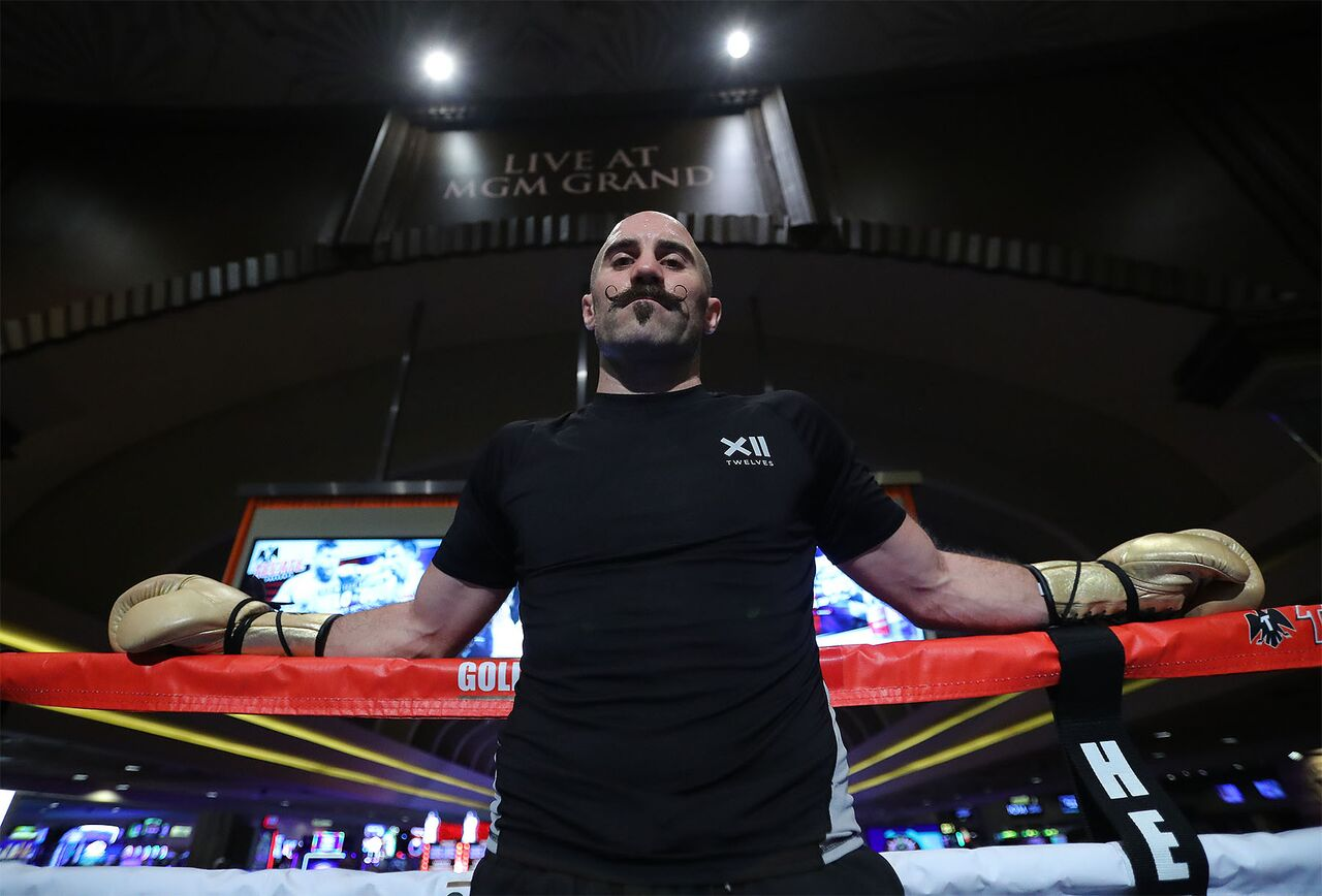 Trash Talk Gets Heated Between O'Sullivan and Lemieux, Middleweight War Awaits