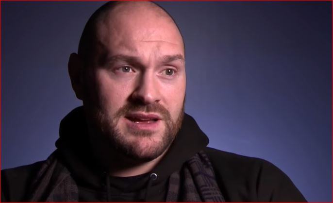 Tyson Fury Reacts To Usyk vs Bellew - Throws Subtle Jab At Joshua