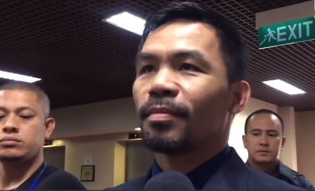 Eddie Hearn Reacts To Manny Pacquiao Al Haymon Reports