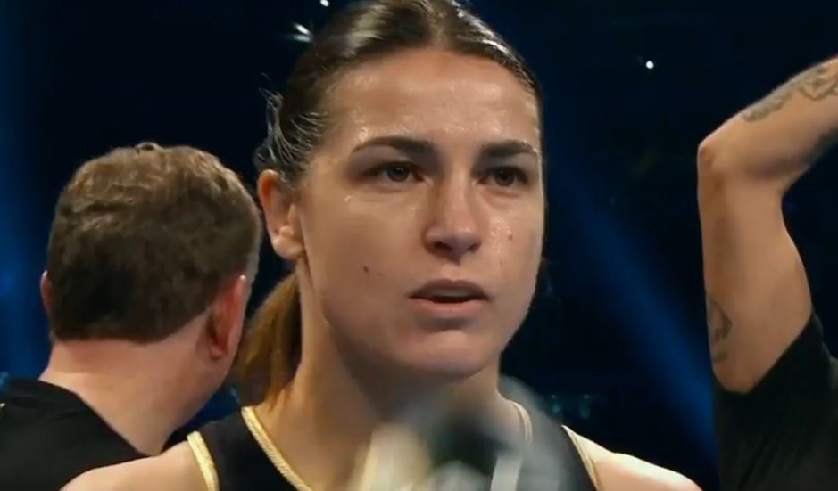 Katie Taylor Reveals 4 Modern Day Boxers She Loves To Watch