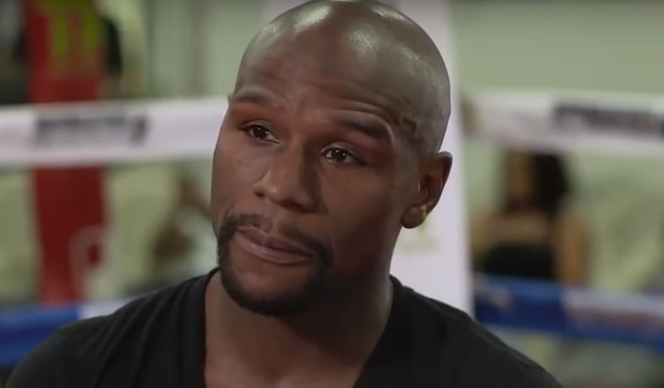 Mayweather Reacts To Amir Khan Claim About Pacquiao Fight