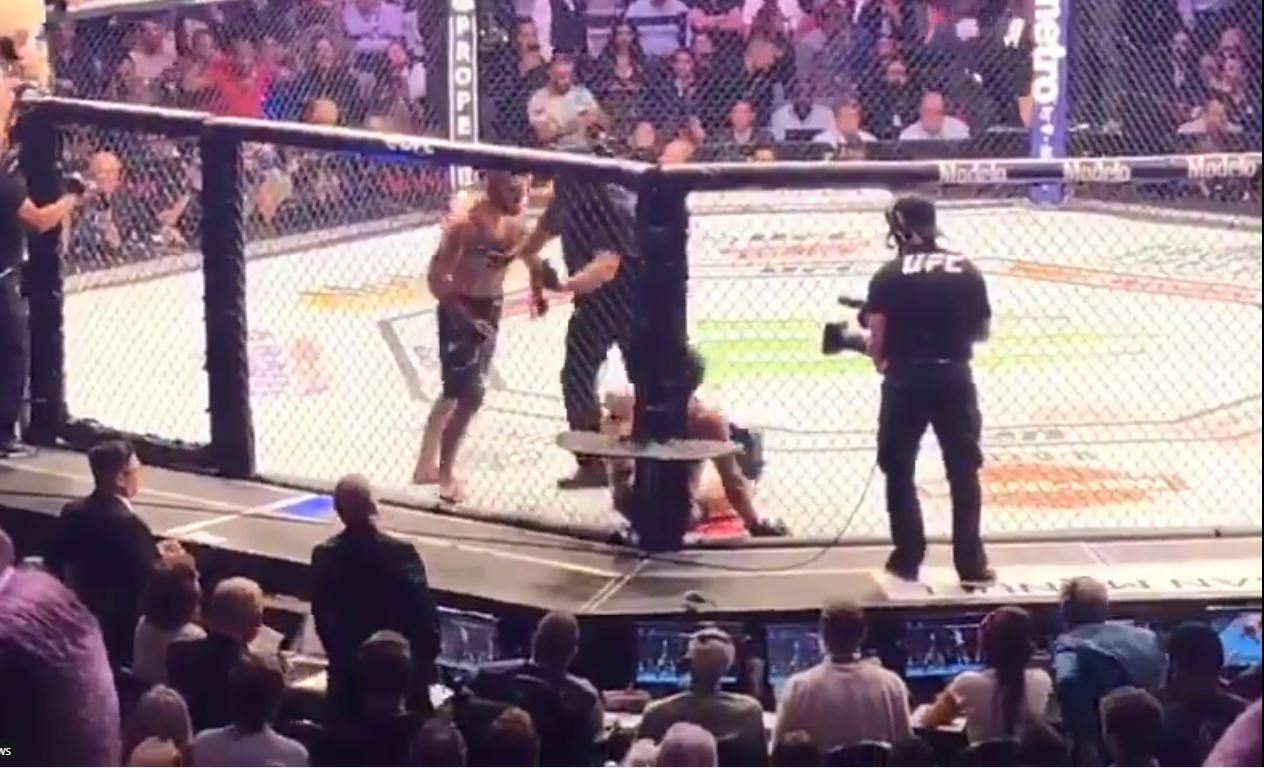 New Angle Footage Shows The Full Story For The First Time Of What Happened In McGregor Brawls
