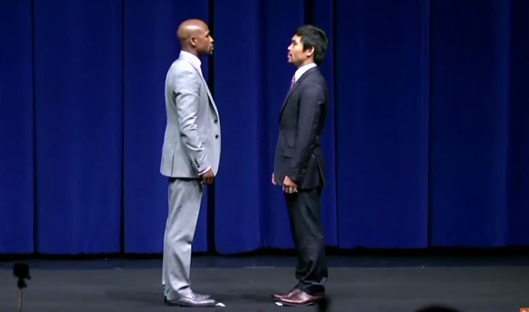 Pacquiao Reveals When He Wants Mayweather Rematch In 2019 - Speaks On The Al Haymon Link Up