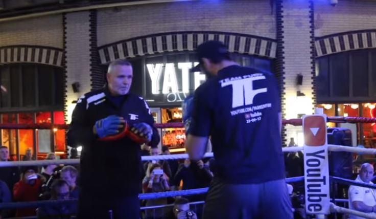 Peter Fury Reacts To Son Hughie's IBF Eliminator Loss To Kubrat Pulev