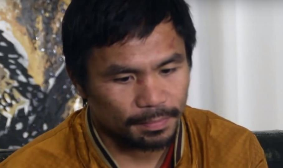 UFC Fighter Calls Out Manny Pacquiao