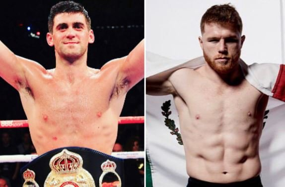 What Rocky Fielding Said When He Was Offered The Canelo Fight