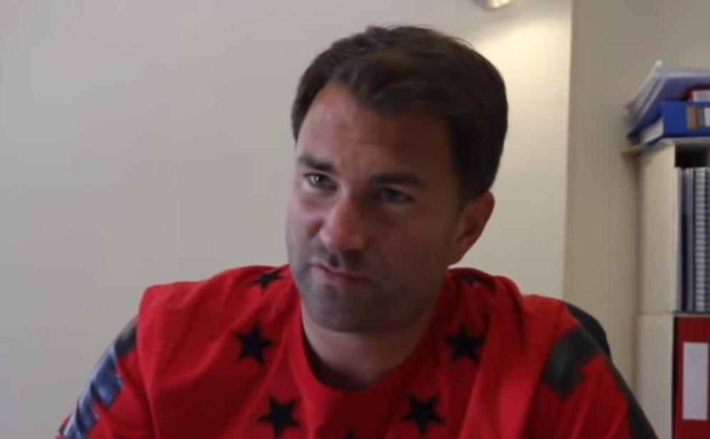 Eddie Hearn Reacts To Manny Pacquiao Signing With Al Haymon