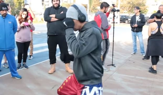 Footage Shows Pacquiao Still Has Wicked Speed Ahead Of Broner Fight