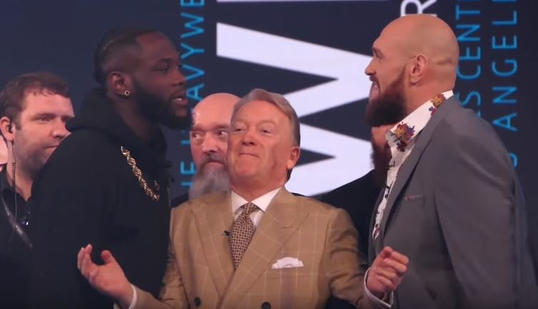 Full Deontay Wilder vs Tyson Fury Card Details Now In and It's Top Notch