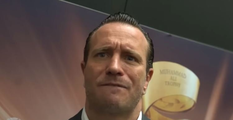 Boxing Promoter Kalle Sauerland Spot On About Sport and Politics