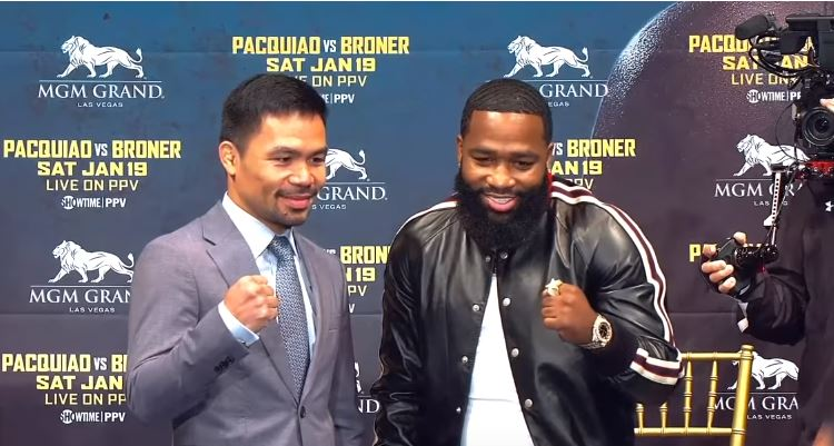 Pacquiao Finally Reacts To Broner's Asian Joke