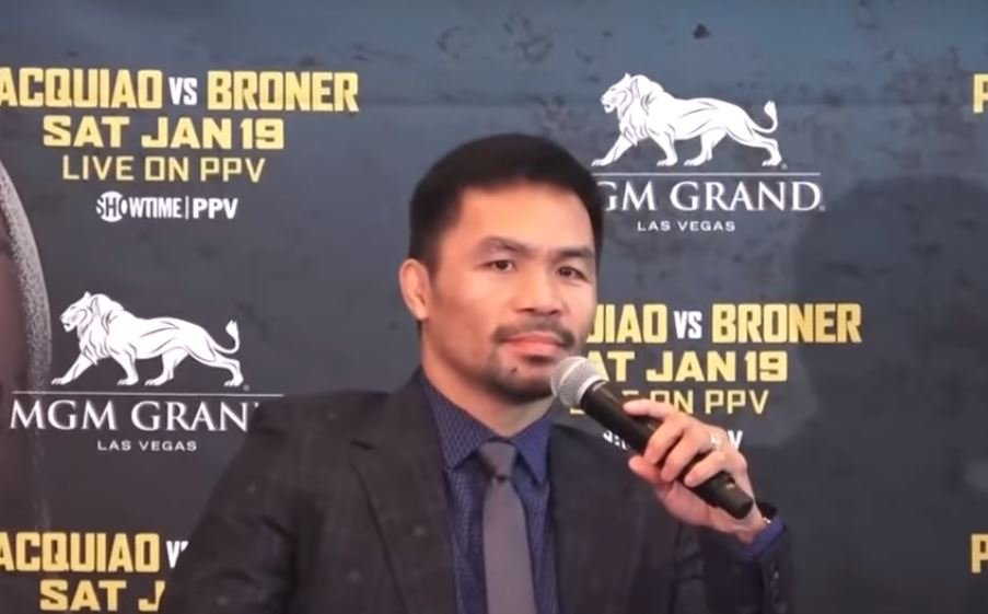 Pacquiao Makes Shock Revelation About Future Boxing Career