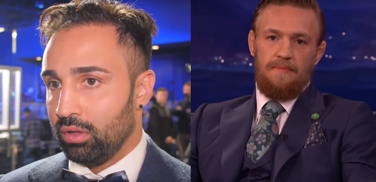 Paulie Malignaggi Taunts Conor McGregor and Warns Him About A Boxing Match