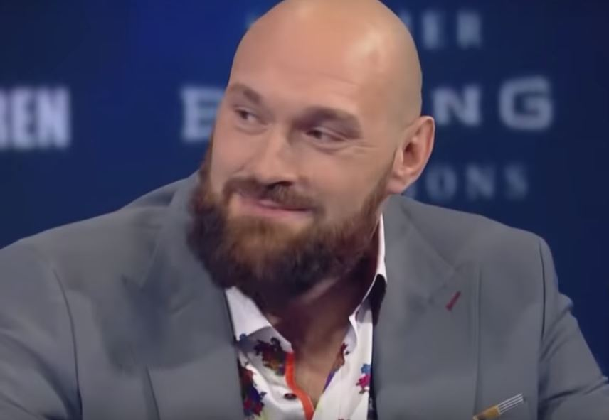 Tyson Fury Reveals Trick He Pulled On Wilder and His Team