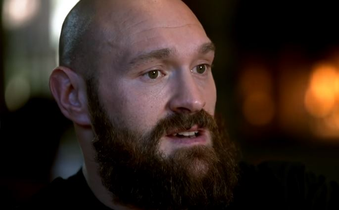 Watch Tyson Fury Road To Redemption Documentary (Full Video)