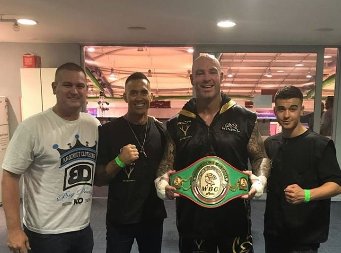 Weight Loss Transformed Lucas Browne Scores KO