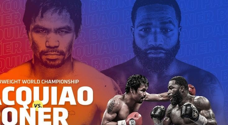 Image result for Manny Pacquiao vs Adrien Broner Live Fight