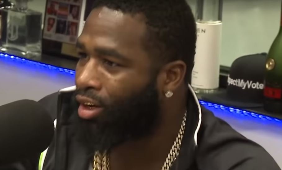 Adrien Broner Reacts To Hearn Saying Pacquiao Fight Does Nothing For Him