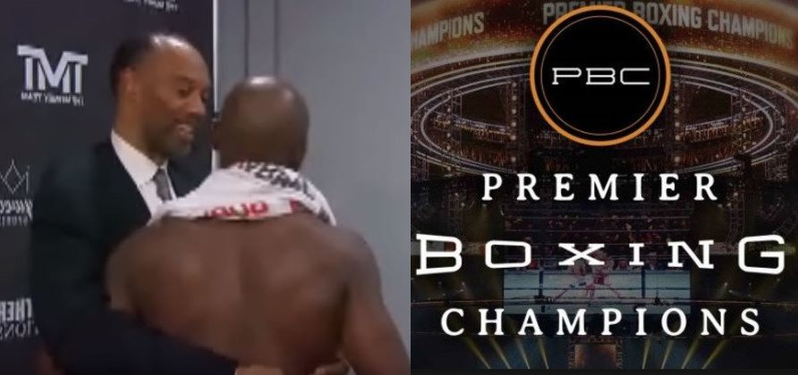 Al Haymon and PBC Officially Enter The UK Boxing Market
