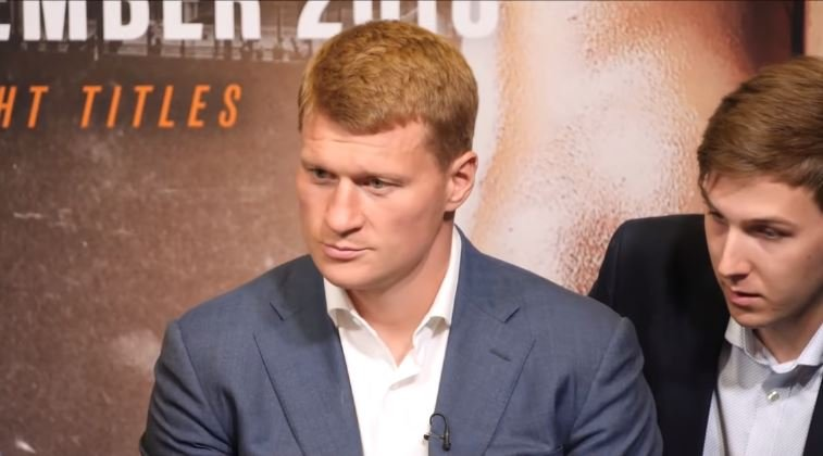 Alexander Povetkin Could Be In Line For Big Fight Following Joshua Loss