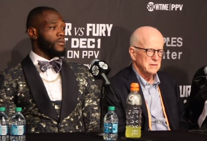 Deontay Wilder Identifies Main Reason He Didn't Beat Tyson Fury