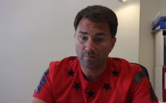 Eddie Hearn Throws Shade At Mayweather Promotions and Leonard Ellerbe Over Gervonta Davis