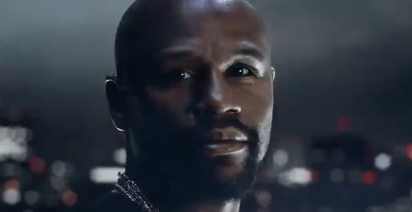 Floyd Mayweather's Japanese Boxing Exhibition Official Trailer Is Here - And It's Very, Very Bizarre