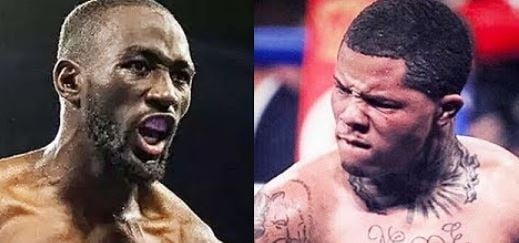 Gervonta Davis and Terence Crawford Erupt On One Another