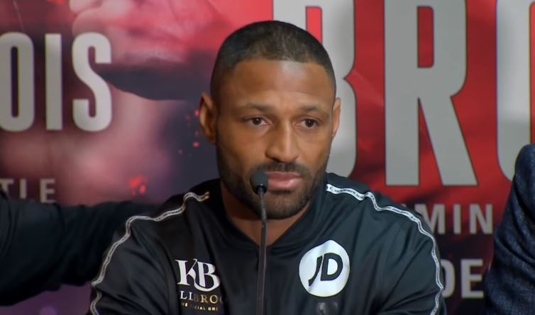 Kell Brook Bends To Amir Khan's Demands Following Zerafa Fight