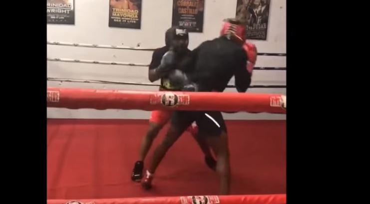 Leaked Broner Sparring Video Emerges Ahead Of Pacquiao Fight