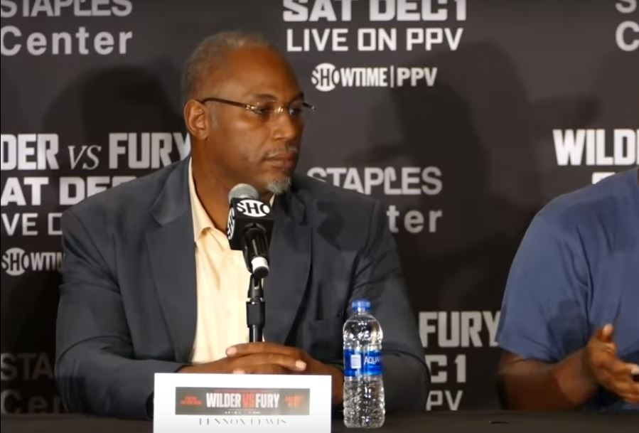 Lennox Lewis Reacts To Wilder vs Fury - People Agree With Him
