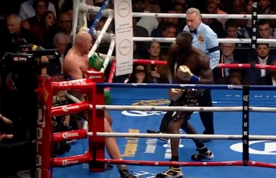 Official Wilder vs Fury Fight Highlights