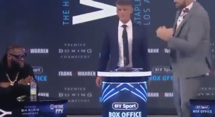 Reporter Posts Best Boxing Press Conferences Of 2018 Video - It's Quite Brilliant